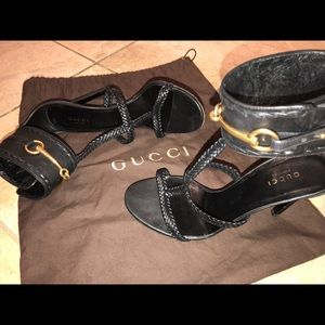 b41030212 Gucci Shoes   Ursula Braided Sandals Size 40us 10   Poshmark